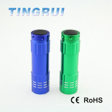 long distance new design aluminium zoomable flashlight zoom