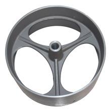 маховик для литья под давлением, изготовленный по индивидуальному заказу, литой под давлением алюминиевый корпус