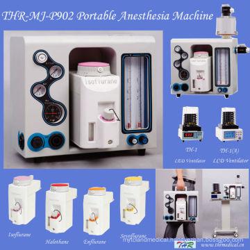Portable Emergency Anesthesia Machine (THR-MJ-P902)