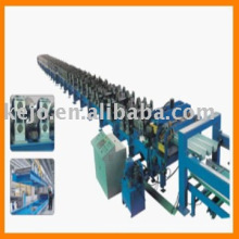 Máquina para formar el suelo de acero