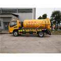 6000L 150HP Waste Tanker Trucks