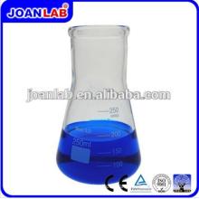 JOAN LAB Boro3.3 Glass Erlenmeyer Flask Wide For School Use