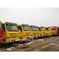 SINOTRUK Heavy Duty 30ton Camions Dumpers