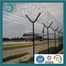 Galvanisierter Rasiermesser Blade Wire Airport Zaun