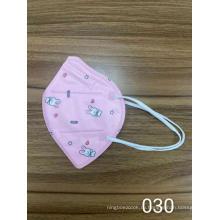 5-слойная детская пылеотталкивающая маска для лица