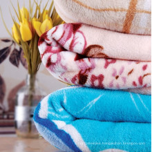 High Quality Printed Fannel Blanket