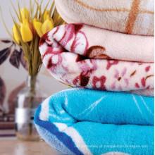 Cobertor Fannel impresso de alta qualidade