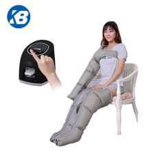 Factory price air pressure lymphatic drainage recovery boots  body beauty massage machine for slimming