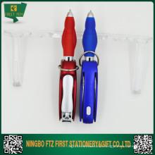 Plástico Multifuncional Tool Pen