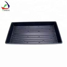 High Quality thick material thermoforming black tray