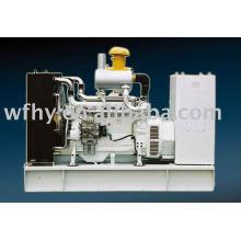 Mejor Potencia! 125KVA Deutz Diesel Generator Set Estilo abierto