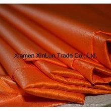Fabricant en gros tissu en mousseline de soie noir pour le vêtement