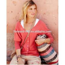 модная одежда для женщин вязаный кардиган