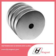 Высокая производительность N52 сильный неодимовый магнит