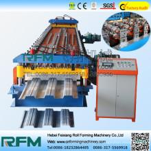 Máquina de fabricação de azulejos com piso em aço FX