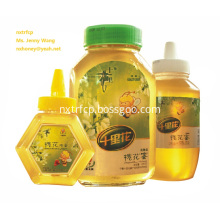 pure and natural bee honey in bulk sale