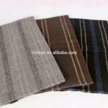 men striped cashmere/wool scarfs/mufflers