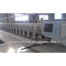 6 colors 24 heads high speed embroidery machine for sale YUEHONG