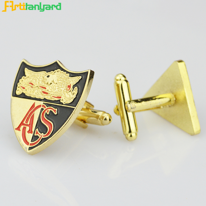 Enamel Cufflinks For Men