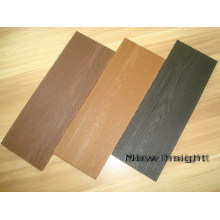 Wood Plastic Composite Heavy Brushing and Woodgrain Decking with CE, Fcba, Fsc, Intertek, SGS, Certificate