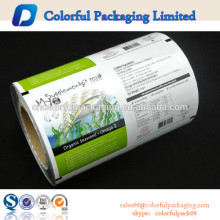 Laminated Material Potato Chips Packaging Film