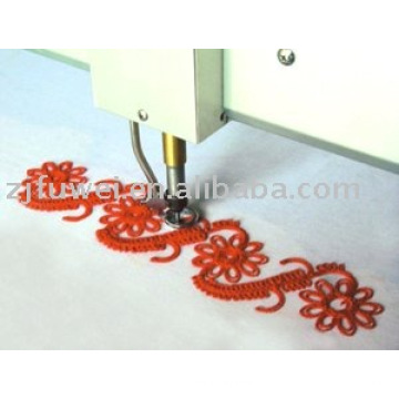 Máquina de bordar de la puntada de la cadena (FW906)