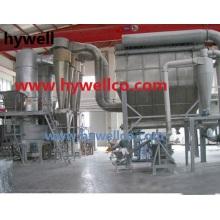 Séchoir à poudre pour l'industrie chimique