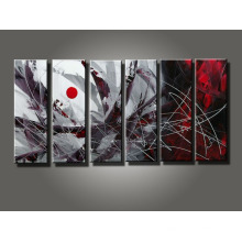 Colorful Canvas Abstract Oil Painting