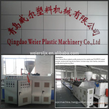 WPC Wood Plastic composite panel Profile Line WPC machine