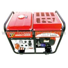 10kVA 12.5kVA 15kVA Doble Cilindros Trifásico Gasolina Generadores