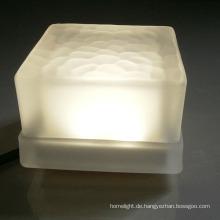 Warmes Weiß DC24V 10 * 10cm LED Ziegelstein mit 5 Jahren Garantie