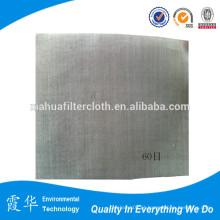 Malha branca em nylon para filtragem de líquidos