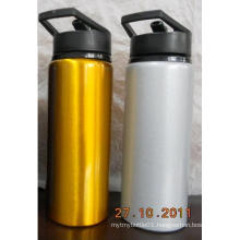 400ML Cheap Colorful Aluminum Water Bottle, Hot Sale Empty Aluminum Bottle