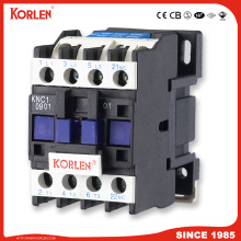 LC1 Cjx2 Type  AC Contactor with CB Ce Semko IEC60947-4-1 control power 2.2-45KW