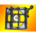 Ventilador de ventilación cuadrado de metal completo CB estándar