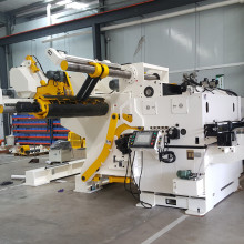 Coil line system offering the highest productivity