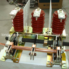 Interruptor de puesta a tierra de alta tensión interior Jn15-12 / 31.5
