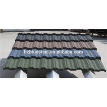 Sand Stone Coate Metal Steel Toiles et accessoires Ridge Cap Hip Clignotant Sheet Valley Tray Seal