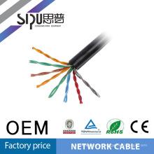 SIPU quente vender 8 par utp cabo multi núcleo cat5e cablefactory preço