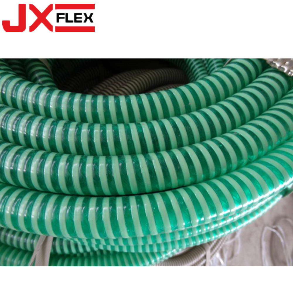 Pvc Flexible Green Pipe