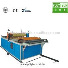 Machine de tuile de toiture de PVC