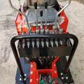 Hot Sale Newly Designed Digging Machine Multi-Function Small Mini 0.8 Ton Hydraulic Crawler Excavator