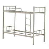 Shanghai factory cheap sale iron 2 floor cheap bunk beds                                                     Quality Assured