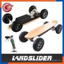 Электрический скейтборд для внедорожников с внедорожной шиной