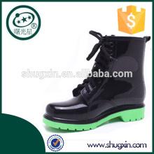 женская обувь дешевые ботинки дождя сапоги дождь оптовая