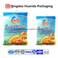 Laminated Bake for Raw Materials Food Packaging Bag with Zipper