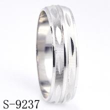 Sterling Silber Hochzeit / Engagement Schmuck Ring (S-9237)