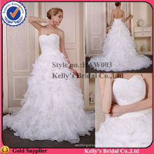 hot sales beaded trim cheap under 100 free shipping wedding gown