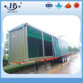 New product 600gsm pvc tarpaulin for container curtain side