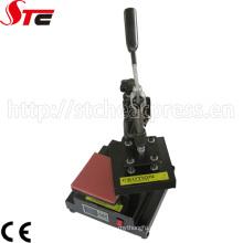 Heiße verkaufende hohe Qualität CER genehmigte Logo-eben Wärmeübertragungs-Maschinerie